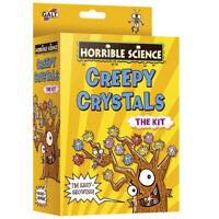 Schrecklich Wissenschaft Gruselig Kristalle - Kinder Wachsend Set