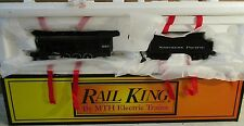 MTH RailKing 0 Scale Northern Pacific 0-8-0 Switch Steam Locomotive &Tender Coal