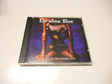 """Caroline Blue """"Slave to the Hourglass"""" 2005 cd Selfmade by band  Motley C.Kiss"""