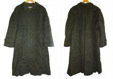 Mens Wool Coat Loden Frey Vintage Green Signature Lining GR8 Cond XL? 50 Euro