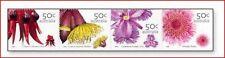 AUS0521 Wild flowers Australian 4 stamps MNH AUSTRALIA 2005