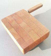 Cheese Board with Knife Teak