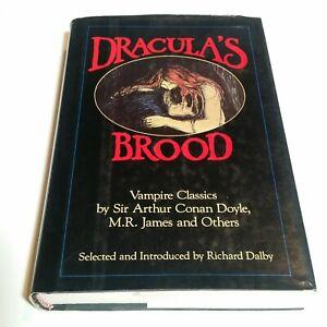Dracula's Brood: Sir Arthur Conan Doyle Selected and Introduced by Richard Dalby