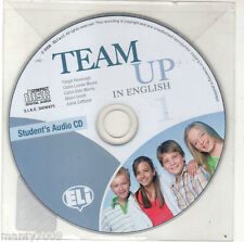 Compact disc digital audio=Team up in english 1 =Student's Audio cd