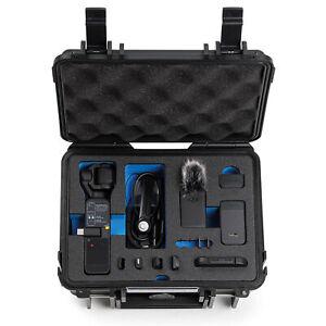 B&W DJI Pocket 2 Creator Combo Case 500 black