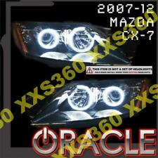 ORACLE Headlight HALO RING KIT for Mazda CX7 CX-7 07-12 WHITE LED Angel Eyes
