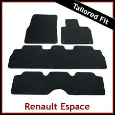 RENAULT ESPACE 2003 2004 2005 2006 2007 2008...2012 Tailored Carpet Car Mats