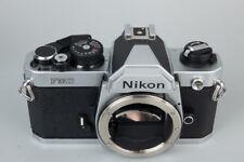 Nikon FM2n FM2 35mm SLR Film Camera Body Only, Chrome, FM 2