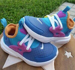 """Nike Presto React """"Mountain Blue"""" BRAND NEW Toddler 10C"""