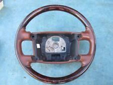 Bentley Gt Gtc Flying Spur wood steering wheel