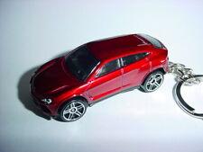 NEW 3D RED LAMBORGHINI URUS CUSTOM KEYCHAIN keyring key SUV