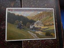 Normalformat Ansichtskarten Zwischenkriegszeit (1918-39) kolorierte