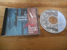 CD jazz International Commission for prevention-same (13 Song) Promo VeraBra