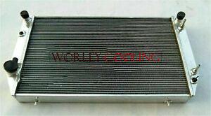 aluminum radiator 62MM FOR Jaguar XJS V12 / XJ12 1976-1996 1977 1978 1979 AT/MT