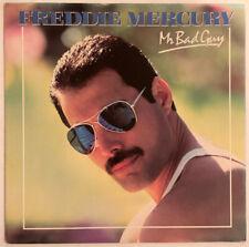 FREDDIE MERCURY MR. BAD GUY LP CBS UK 1985 FIRST PRESS NEAR MINT PRO CLEANED