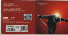 SIMPLY RED CD SIMPLY LIVE 2003 made in ITALY Vodafone 8 TRACCE cardsleeve