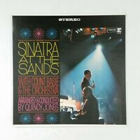 FRANK SINATRA At The Sands 2FS1019 Dbl LP Vinyl VG++ Cover VG++ GF