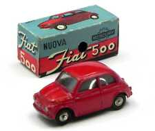 Mercury Fiat nuova 500 fondo nero MIB n. 1 1/48 Italy anni 50