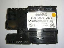 SMART FORTWO 450 Sam unità di controllo centrale impianto elettrico giallo 0006090v002 182.534km 12