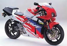 Honda Vfr RVF400 nc30/35 Titanio Motor caso Perno Kit perforados Cabeza