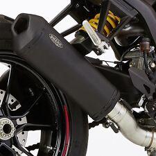 KTM 690 Duke SHARK-Anlage Competition DSX-10 (5-eckig, conisch) Endtopf schwarz