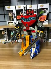 Bandai Mighty Morphin Power Rangers Deluxe Megazord Vintage