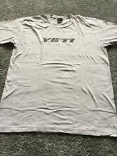 Yeti Cycles T Shirt  - Size Large