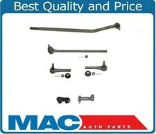 6 Pc Outer Tie Rods Drag Links Sleeves 89-90 Ford Bronco II 2 Wheel Drive