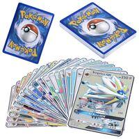 20pcs Pokemon GX Karte Alle MEGA Holo Flash Trading Cards Charizard Venusaur DE