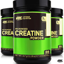 PREMIUM QUALITY 100% CREATINE MONOHYDRATE POWDER 317g - Anabolic Food Supplement