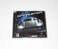 Spy Hunter PC Game New Factory Sealed 2003 Midway Rare
