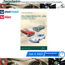 New Jaguar CD ROM Vol. 2 Parts & Service Bulletin JHM1149