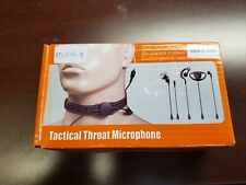 Tactical Throat Microphone