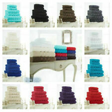 Luxury 💯% Egyptia cotton Zero Twist super soft 600 GSM towels WIDE RANGE