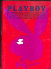 Playboy december 1971 ed.USA Karen Christy