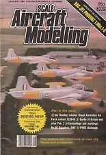 Scale Aircraft Modelling Jan 1984 BAC Jet Provost - Royal Australian Air Force