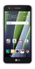 LG Risio - 16GB - Silver (Cricket) Smartphone