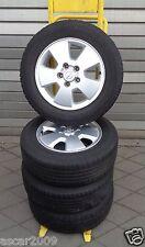 4x Alufelgen Komplettrad 195/65R15 6Jx15H2 ET49  24437245 Opel Astra G Vectra B