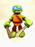 """Teenage Mutant Ninja Turtles TMNT 6"""" TALKING Leo LEONARDO FIGURE Viacom"""