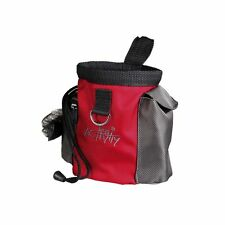 Trixie Dog Activity Snacktasche 2in1 inkl. Kotbeutel Nylon Leckerbeutel Baggy