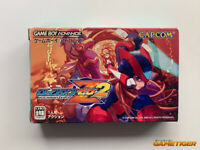 GBA ROCKMAN ZERO 2 Nintendo Game Boy Advance JAPAN