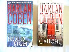 Harlan Coben Lot-Hold Tight, Caught
