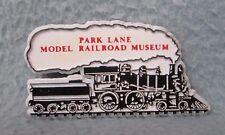 Park Lane Model Railroad Museum Reedsburg Wisconsin Rubber Magnet Souvenir
