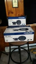 alpine car stereo speakers