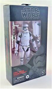 Star Wars Black Series First Order Stormtrooper The Last Jedi Figure Disney 2019