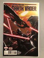 Star Wars Darth Vader #7 Soule 1st Print Marvel 2018 1st App Grand Inquisitor