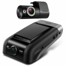 4K THINKWARE U1000 FRONT AND REAR DASHCAM +64GB SD CARD