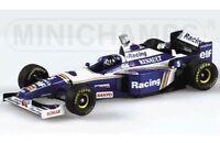 MINICHAMPS WILLIAMS RENAULT F1 diecast model F1 cars Damon Hill 1993 94 96 1:43