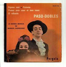 BANDA IBERICA DE RODRIGUEZ Manuel 45T EP ESPANA CANI
