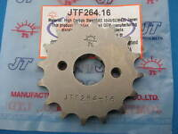 HONDA  CBR125  FRONT GEARBOX SPROCKET  16 TEETH ( + 1 )  2004 - 2018